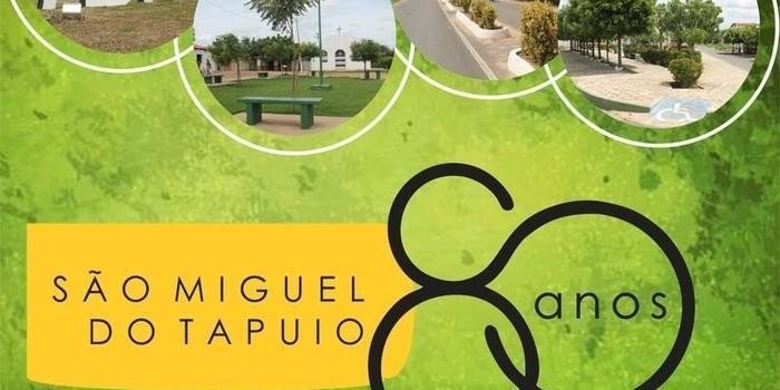 Prefeitura divulga programação oficial de aniversário da cidade