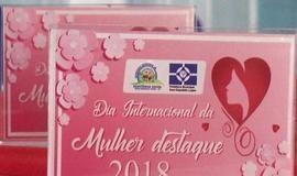 Município realiza evento alusivo ao Dia Internacional da Mulher