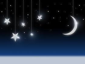 """""""A Lua e as Estrelas"""", por Adriana Moulin"""