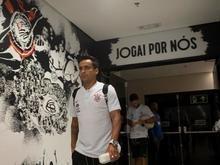 Com lesão, meia Jadson desfalcará o Corinthians contra o Bragantino
