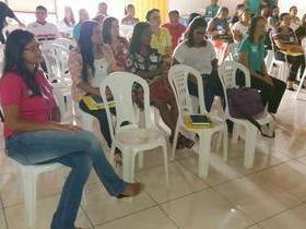 Gestores de escolas municipais participam de formação