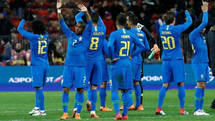 No primeiro teste para a Copa, Brasil enfrenta a Rússia em amistoso