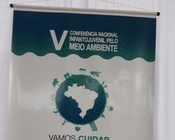 V Conferência  infantojuvenil  pelo meio ambiente