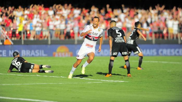 AO VIVO - São Paulo x Corinthians - Semifinal do Campeonato Paulista 2018