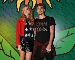 Sasha e Bruno Montaleone curtem o Lollapalooza 2018 juntos