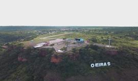 Mirante do Morro da Cruz é reaberto em Oeiras
