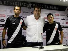 Vasco aproveita fim dos estaduais e anuncia duas contratações