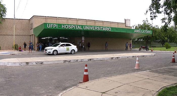 Hospital Universitário (Crédito: Reprodução )