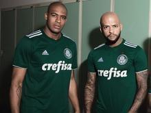 Palmeiras lança nova camisa e já vai usá-la nas finais do Paulistão
