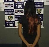Adolescente de 12 anos é detida vendendo drogas a pedido da mãe