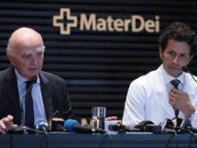 Médico da seleção diz que Neymar será reavaliado em seis semanas