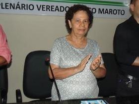 Senadora fala sobre reforma da previdência em Santo Inácio