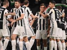 Juventus vence clássico contra o Milan e amplia vantagem no topo