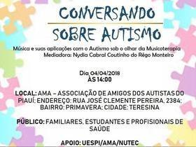 UESPI promove 2ª edição do Ciclo de Conversa sobre Autismo