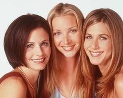Atrizes de Friends revelam que têm grupo do WhatsApp