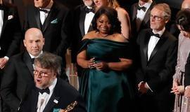 A forma da água' é grande vencedor do Oscar 2018