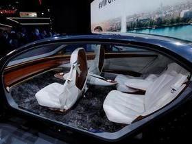 Volkswagen mostra carro sem volante que deve ser lançado até 2022