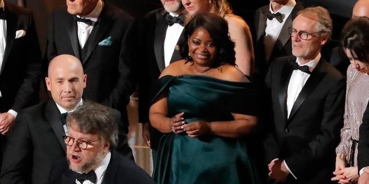 "A forma da água"" é grande vencedor do Oscar 2018"