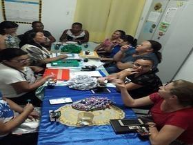 Secretaria de educação realiza 2ª formação com professores