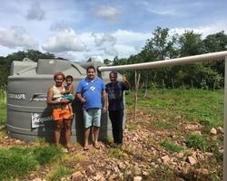 Antonio Neto visita beneficiários do Programa Cisternas em Lagoa