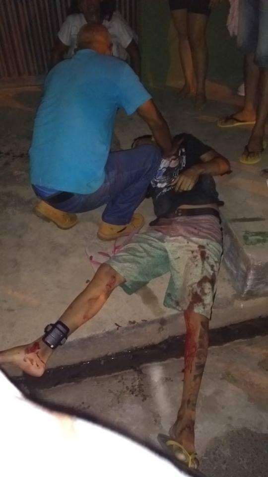 Cosme Damião foi assassinado a tiros (Crédito: Reprodução )