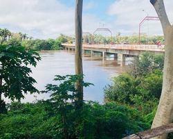 Rio Longá atinge 6,97 e famílias foram recolhidas pela defesa civil
