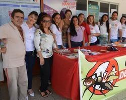 Saúde de Pimenteiras realiza ações no Dia Mundial da Saúde