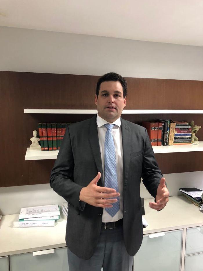 Advogado Gustavo Brito Uchoa