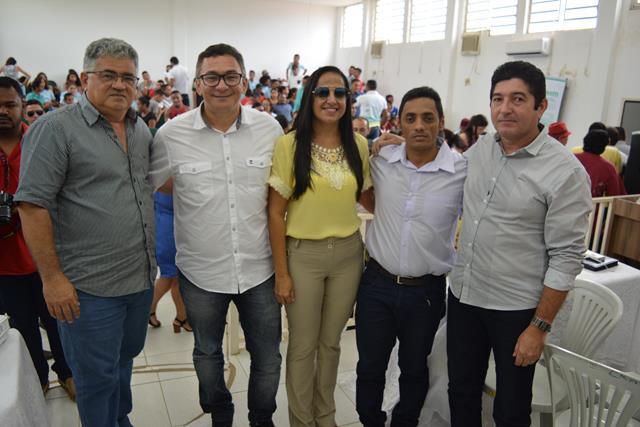 Conselheiros do Vale do Sambito se reúnem em Francinopolis