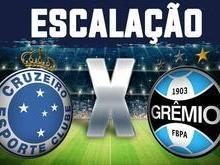 Cruzeiro e Grêmio fazem duelo de campeões no Brasileiro