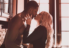 Khloé Kardashian perdoa namorado por traição após dar a luz