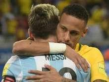 Neymar fala sobre retorno aos campos:'Me preparando bem'