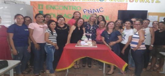 Para avançar  o melhor é planejar os rumos da educação - PNAIC
