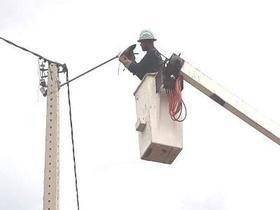 Município intensifica trabalhos na iluminação pública
