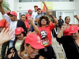 PF usa imagens para achar invasores de triplex atribuído a Lula