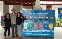 A SEMAT colabora na formação da cooperativa de catadores de lixo