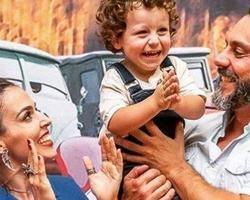 Família crescendo: Alexandre Nero será pai de mais um menino
