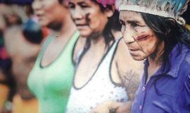 União recebeu exposição que retrata a cultura indígena