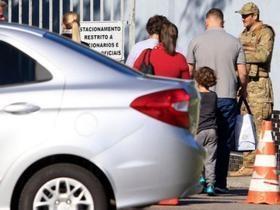 Lula recebe pela 2ª vez visita de familiares na prisão em Curitiba