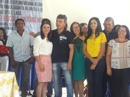 Evento reúne educadores e sociedade organizada em Conferência