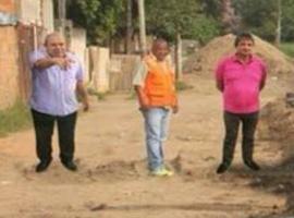 Foto 'photshopada' de prefeito em obra vira piada na web
