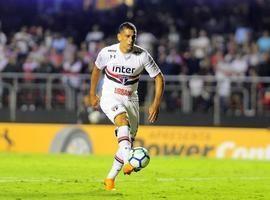 Vasco tenta negociação com São Paulo para levar Diogo Souza