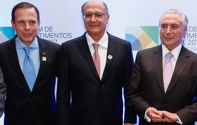 Doria e Skaf aparecem empatados na disputa para o governo de SP