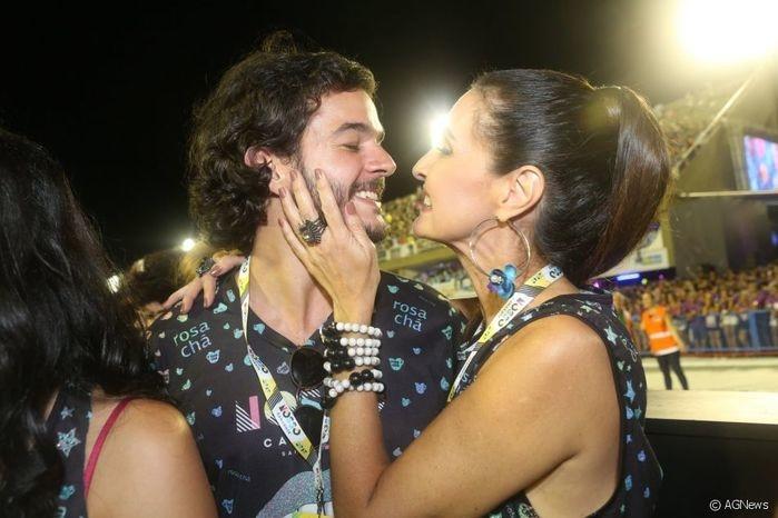Túlio Gadêlha conta como começou a namorar Fátima Bernardes