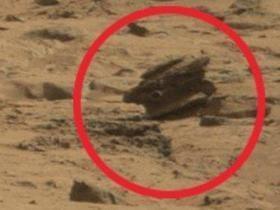 Americano diz ter prova de 'civilização antiga' de Marte