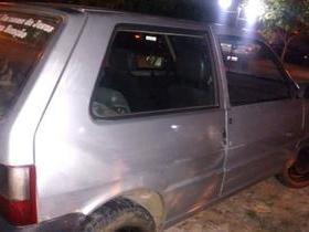 Polícia Militar prende em Pio IX carro roubado em cidade vizinha