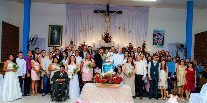 Casamentos Comunitários
