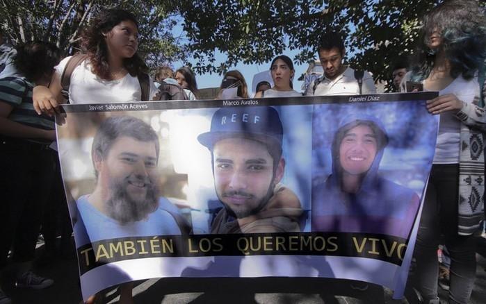 Estudantes de cinema foram assassinados no México
