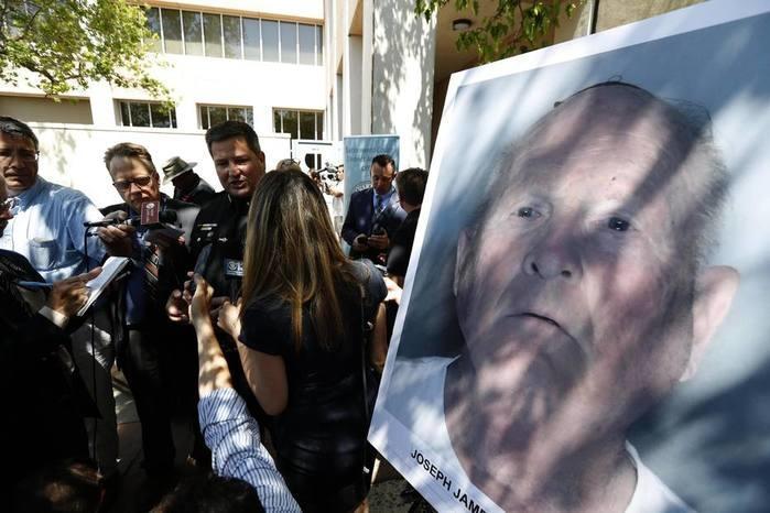 """""""Golden State killer"""" entrava nas casas durante a noite"""