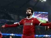 Liverpool diz que Salah só sai do time por quase R$ 1 bilhão